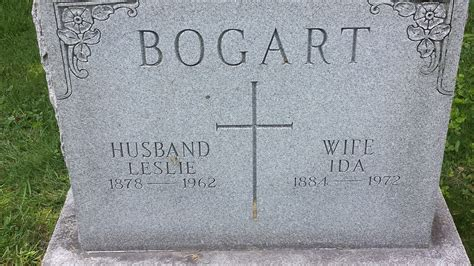 Islington Marriage Records Leslie Bogart 1878 1962 Find A Grave Memorial