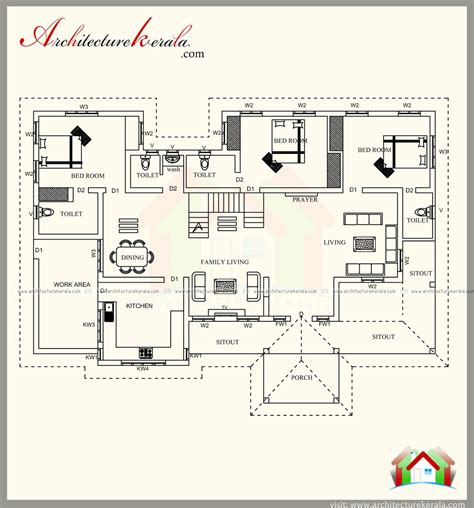 2500 square kerala style house plan and traditional