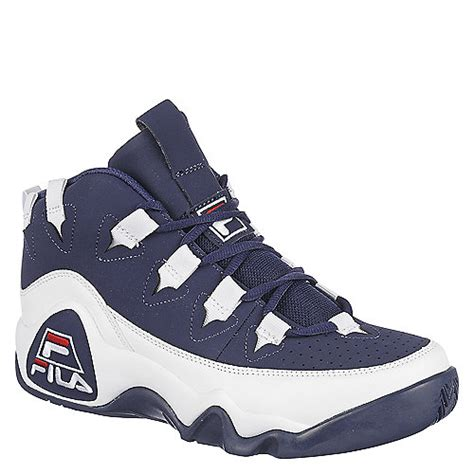 fila basketball shoes grant hill fila 95 grant hill 1 mens navy athletic basketball shoe
