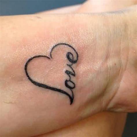 love symbol tattoo ideas and designs tattooshunter