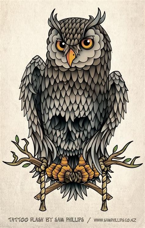 owl tattoo flash 25 best ideas about owl skull tattoos on