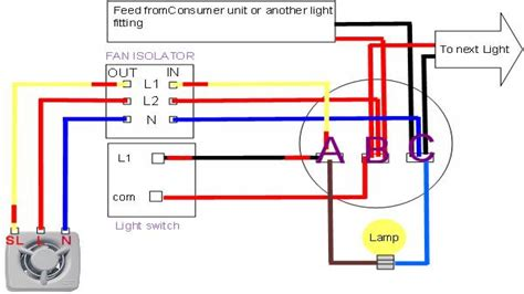 ceiling fan 3 speed switch wiring diagram ewiring