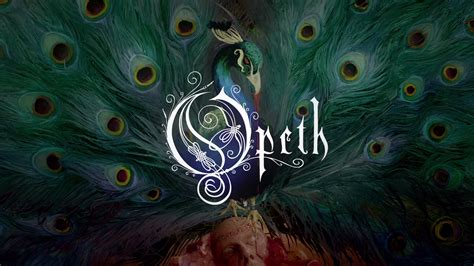 Peacock Wallpapers opeth sorceress official lyric video progmetal