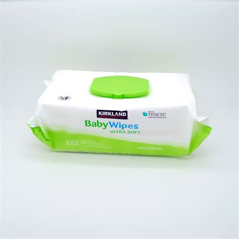 Baby Wipes 200 kirkland signature baby wipes ultra soft unscented ebay