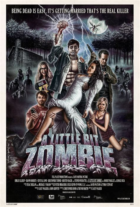 film zombie a little bit zombie 2012 review the wolfman cometh
