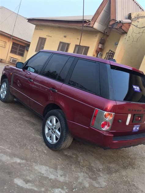range rover 2005 price 2005 range rover hse lagos cleared price reduction 3 7m