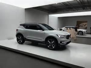 Volvo Cx40 Volvo Toont Concept Car Xc40 Autovisie Nl