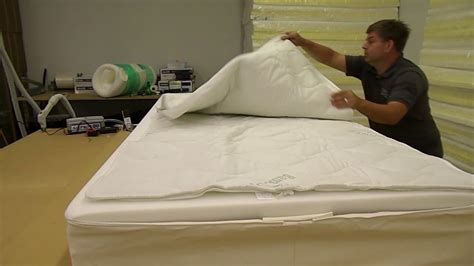pillow top bed cover replacement pillow top mattress cover for sleep number