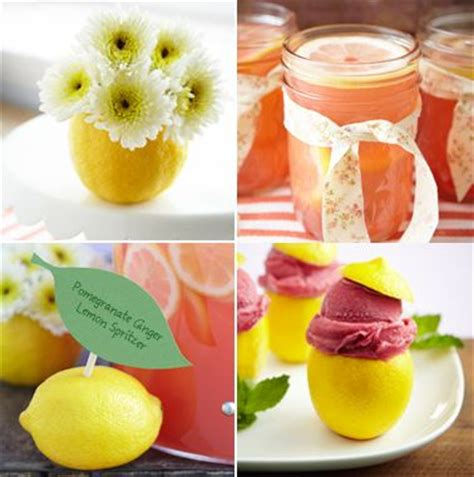 summer party ideas citrus themed more lemon party ideas reasons to have a party pinterest