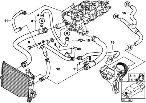 bmw e46 engine parts diagram bmw free engine image for