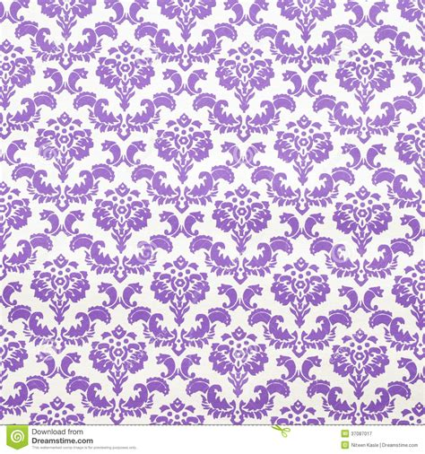 design flower purple floral design on fabric royalty free stock photography