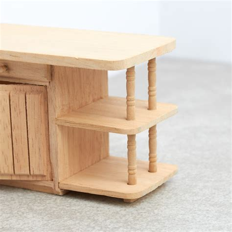 unfinished kitchen furniture unfinished dollhouse furniture