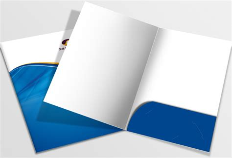 How To Make A Folder Out Of Paper - folder printing nyc custom folders cheap folder services