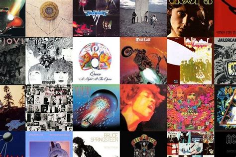 The 50 Coolest Album Covers Ever Shortlist Magazine | the 50 greatest rock albums ever shortlist