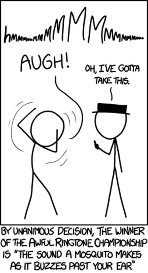 Xkcd Drop Table by Xkcd Annoying Ringtone Chion