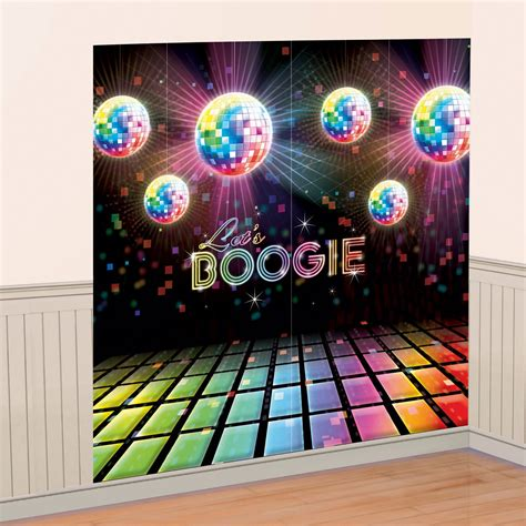Decoration Disco by D 233 Coration Murale Disco Fever