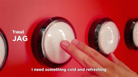 Pronounce Ikea by Coca Cola Sets World S First Vending Machine That