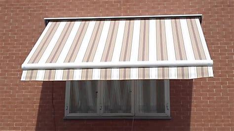 tenda da sole motorizzata tenda da sole a bracci estensibili su barra quadra per