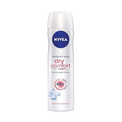 Harga Adidas Deodorant Spray jual nivea comfort spray deodorant 150 ml
