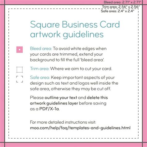 What Size Is A Standard Business Card