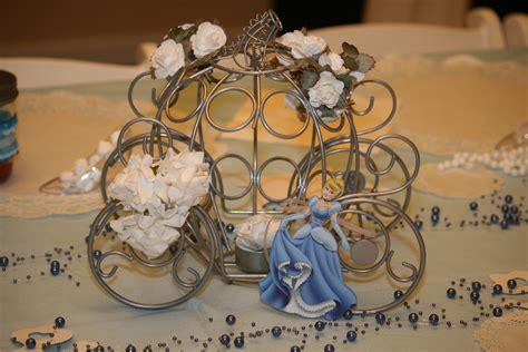cinderella carriage centerpiece quincea 241 era sweet 16