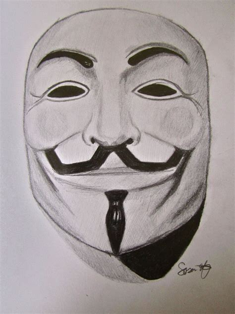 Mask Drawing For
