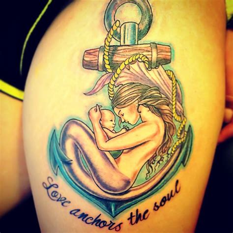 ink addiction tattoo and anchors the soul quot vic s tats