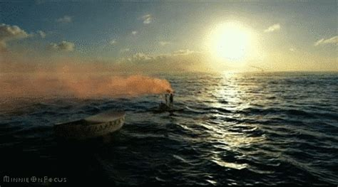 ocean life animated gif life of pi water gif find share on giphy