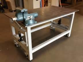 download diy workbench retractable casters pdf diy wood