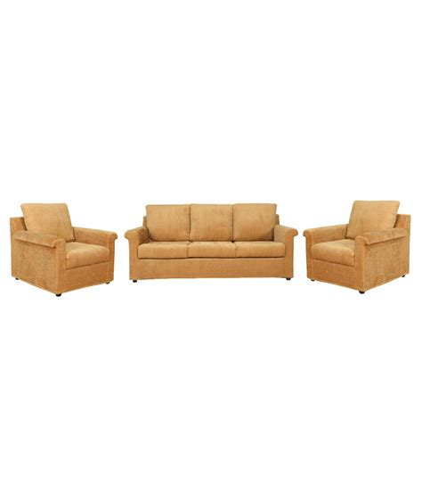 kurlon sofa set price kurlon rondo fabric 3 1 1 sofa set available at snapdeal