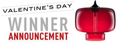And The Winners Of Our Lulus Valentines Day Giveaway Are by February 2012 Niche Modern Lighting