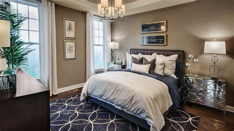 first floor master bedroom the summit at bethel quick delivery home brandeis heritage