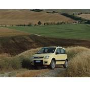 Fiat Panda 4&2154 2004 4x4 Photo 02 – Car In
