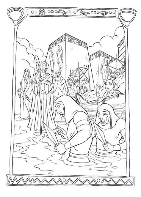 coloring page of the nile river egyptian nile river coloring pages coloring pages
