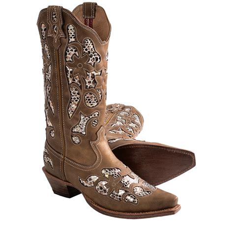 twisted x boots steppin out leather cowboy boots for