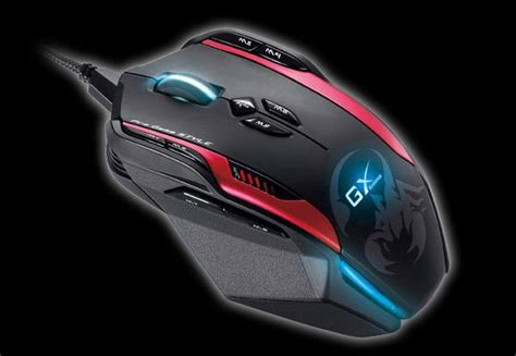 Mouse Gaming Genius genius gila gaming mouse gadgetsin