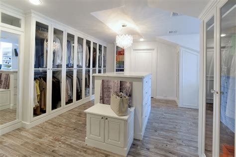 Attic Dressing Room   Traditional   Closet   new york   by