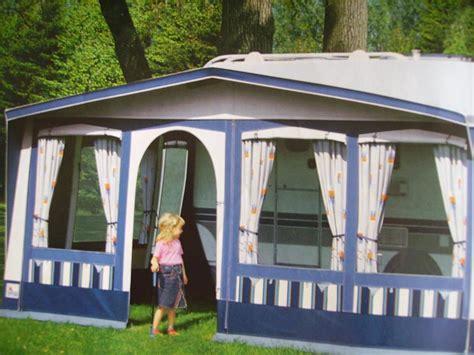 verande per roulotte usate franco caravan vendita roulotte usate e caravan usati di