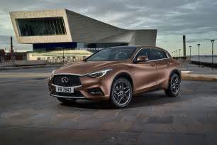 Who Makes Infinity Cars Infiniti Q30 2016 Production Car Revealed By Car Magazine