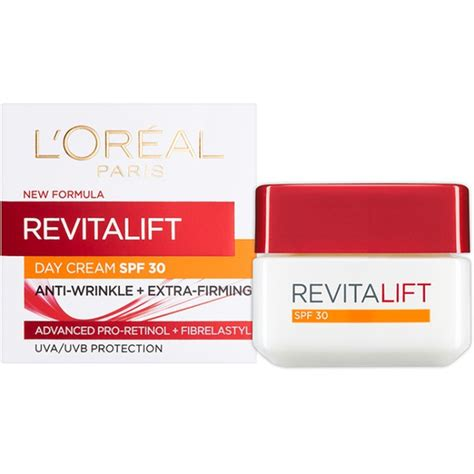 Loreal Revitalift Day 50ml l oreal revitalift day spf30 50ml free