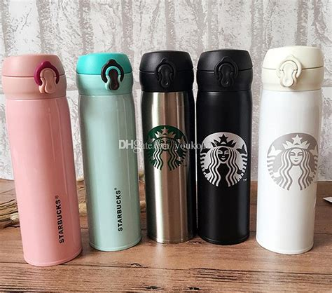 Terlaris Tumbler Starbucks Stainless Steel Termos Botol 500ml starbucks insulation cup vacuum flasks thermos stainless steel insulated thermos cup coffee mug