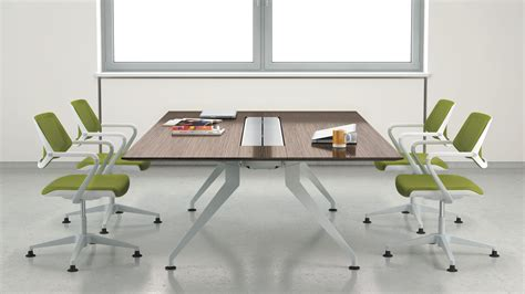 Steelcase Meeting Tables Conference Table Contemporary Steel Melamine Steelcase 2017 Including Room Tables Pictures