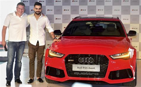 Price Of Audi Sports Car by Audi Launches Sports Car Rs6 Avant In India Priced