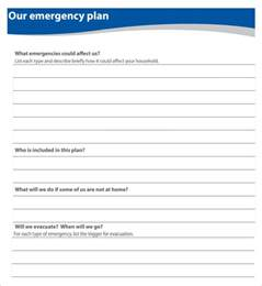 Evacuation Plan Template by Personal Evacuation Plan Template Peep Care Tm 9