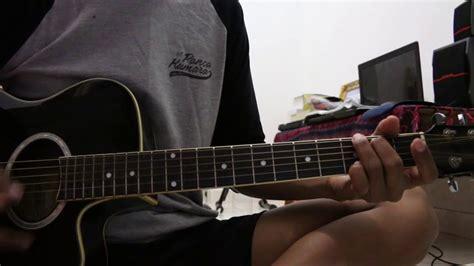 tutorial gitar lagu bukti kunci gitar bukti virgoun youtube