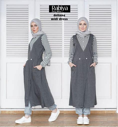 Liana By Kanio deliana baju muslim gamis modern