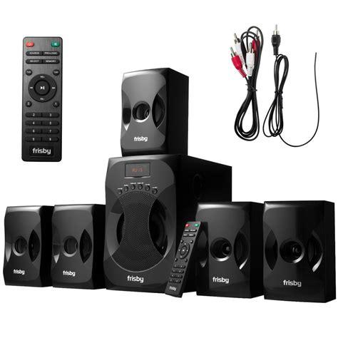 frisby fsbt watt bluetooth  surround sound home