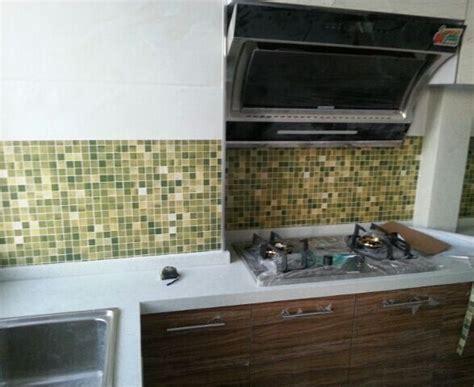 Wallpaper Dapur Mozaik 5 aliexpress comprar cocina ba 241 o de mosaico papel de