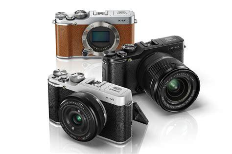 Kamera Fujifilm Vintage co jp fujifilm ミラーレス一眼 x m1 ダブルレンズキット f x m1b 1650 27kit カメラ通販
