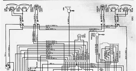 65 corvair wiring diagram wiring diagram with description